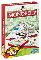 Настольная игра Монополия. Дорожная игра
