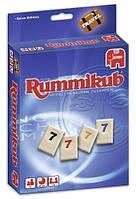 Настольная игра Руммикуб в дорогу. Rummikub Travel