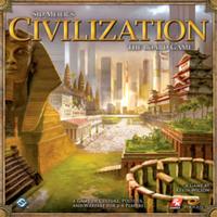 Настольная игра Цивилизация Сида Мейера. Civilization Sid Meier's (русс)