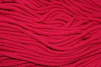 Шнур акрил 6мм.(100м) красный