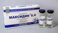 Максидин (Maxidin 0,4) 5 мл раствор для инъекций для собак и кошек ( Микро-Плюс )