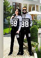 """Стильный мужской спортивный костюм  """" 88 """" Dress Code, фото 1"""