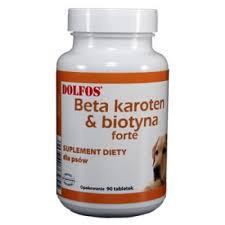 Dolfos Beta-carotene Biotin Forte -  комплекс с биотином (135-90) 90таб