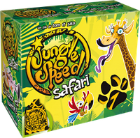 Настольная игра Jungle Speed Safari (Дикие Джунгли: Сафари)