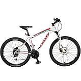 Велосипед Spelli SX-6500 Disk 26 гідравліка, фото 3