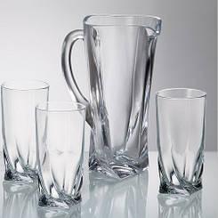 Quadro набор для воды - 7 пр.  Bohemia b99999-99A44