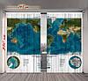 Штора 3D Океаны мира в вашем окне