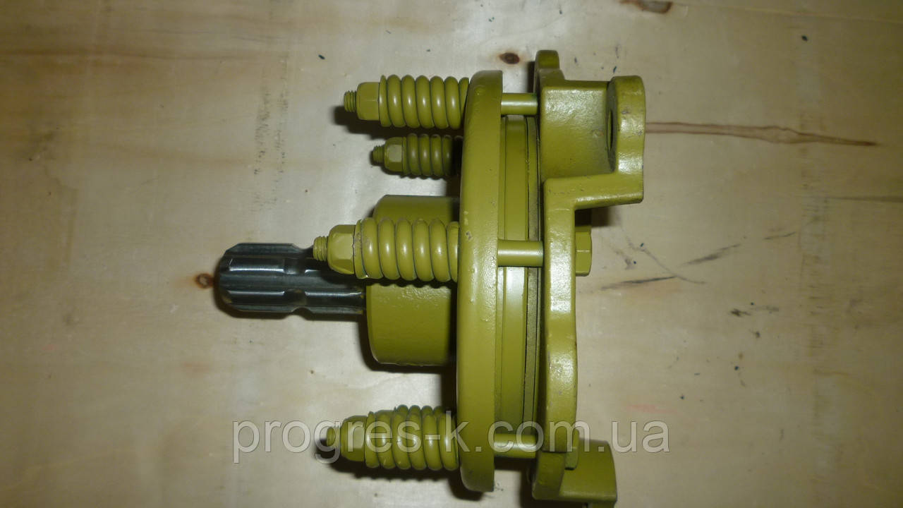 Муфта для прес-подборщиков обгонно-фрикцыонная 6 шлицев, Pmax=400 Нм