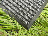 Придверный коврик темно-серый 645х405 мм