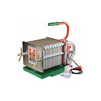 Пресс-фильтр Коломбо 18-20х20 automatico, нерж. Сталь, 750 литров/ч, Италия