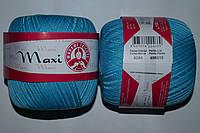 Madame Tricote Maxi - 6344 бирюза