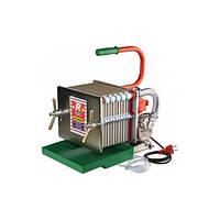 Пресс-фильтр Коломбо 12-20х20 automatico,, нерж. Сталь, 500 литров/ч, Италия
