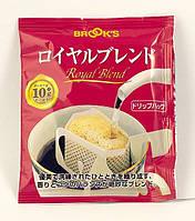 Японский молотый кофе в порционном пакетике «Royal Blend»