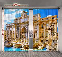 Штора 3D Архитектурные преображения