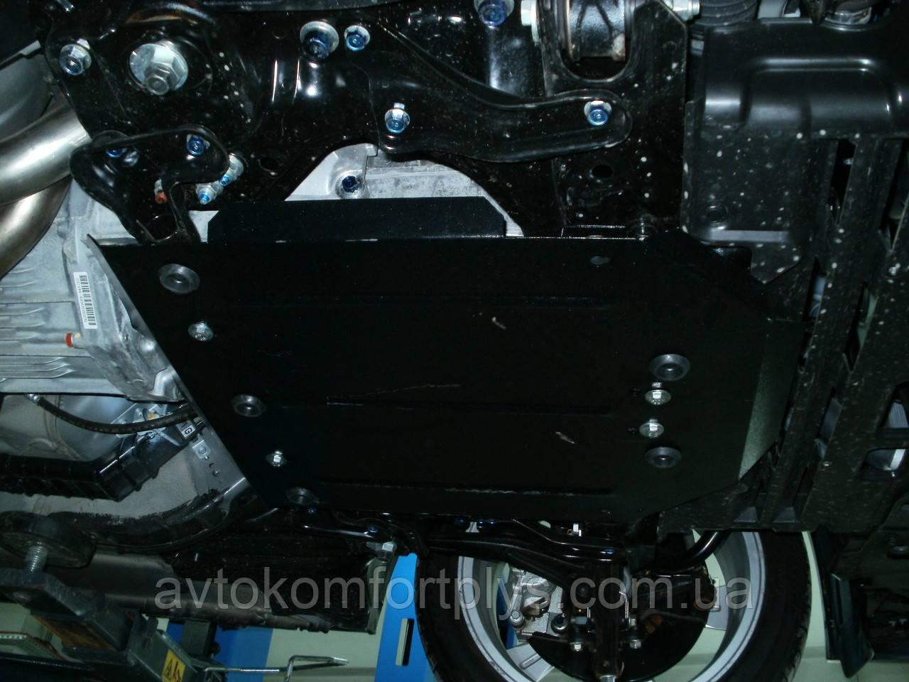 Металлическая (стальная) защита двигателя (картера) Honda S2000 (2004-2009) (V-2.0)