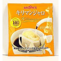 Японский молотый кофе в порционном пакетике «Kilimanjaro», фото 1