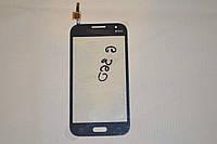 Оригинальный тачскрин сенсор (сенсорное стекло) Samsung Galaxy Core Prime G360H G360F Ver.1 черный самоклейка