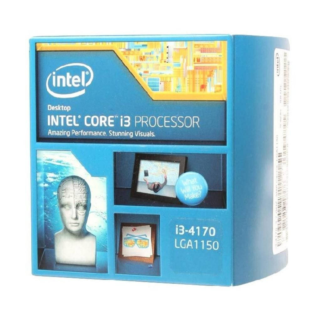"Процессор Intel Core i3-4170 3.7GHz S.1150 ""Over-Stock"""