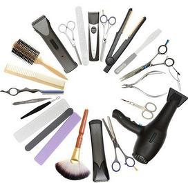 Оборудование, инструменты, аксессуары для парикмахерских и салонов