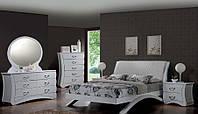 Спальный гарнитур Эвита Domini из натурального дерева