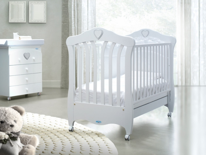 Ліжко дитяче Baby Italia EMILY