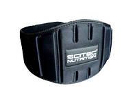 Пояс Scitec nutrition Belt Fitness (104144) Фирменный товар!