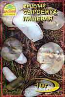 Мицелий гриба Сыроежка Пищевая, 10 г, фото 1