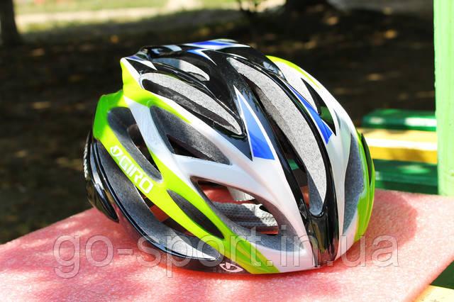 Шлем велосипедный Giro ionos green