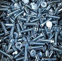 Болт М10 лемешный ГОСТ 7786-81, DIN 608