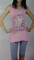 """Женская пижама """"Nicoletta"""" №82047 (капри)"""
