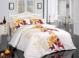 Комплект постельного белья двуспальный евро Tuval Majoli B08
