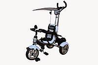 Трехколесный велосипед Mars Trike KR01 air белый