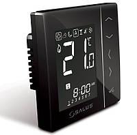 Термостат теплого пола недельный сенсорный VS30B, в подрезетник