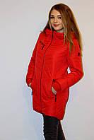 Куртка парка молодёжная женская Damader/Symonder