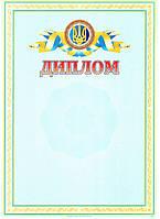 Диплом наградной универсальный бланк А4 №59
