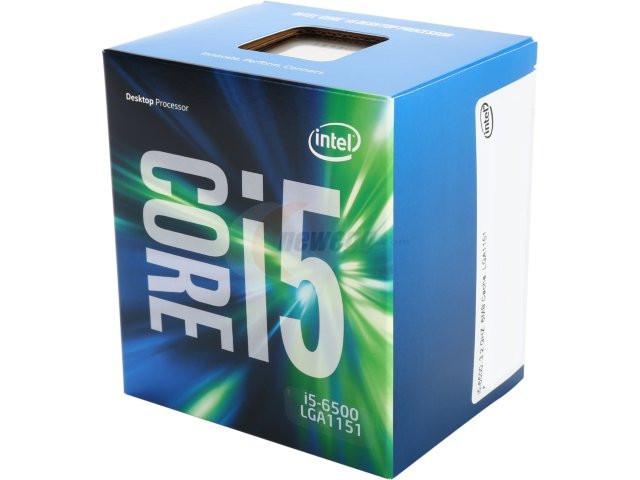 """Процессор Intel Core i5 6500 3.2GHz s.1151 """"Over-Stock"""""""