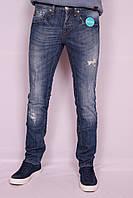 Мужские модные турецкие джинсы MANZARA с дырками