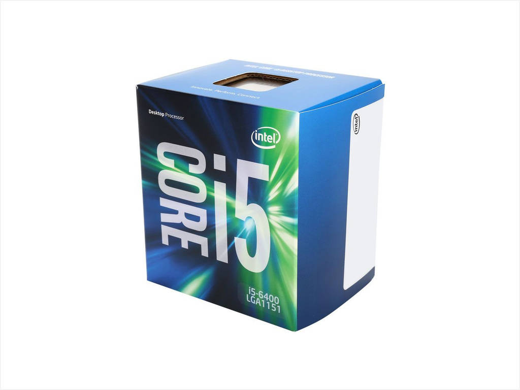 "Процессор Intel Core i5 6400 2.7GHz S.1151 TRAY  ""Over-Stock"""