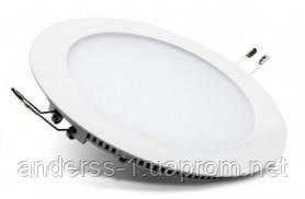 Светодиодный led  светильник(панель) NURled 18W 6000К-6500К