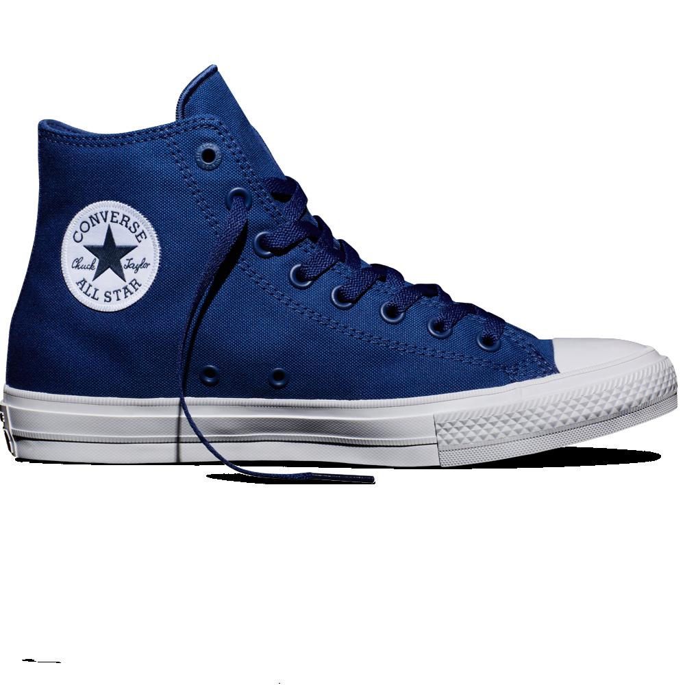 Оригинальные кеды Converse All Star Chuck Taylor II, Sodalite Blue