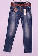 Женские турецкие джинсы бойфренды RePlay код 5040