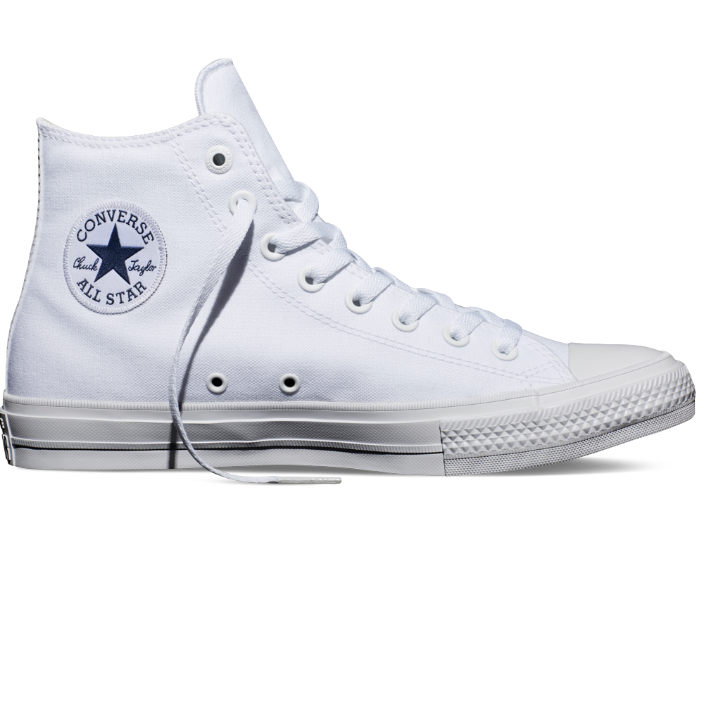 Оригинальные кеды Converse All Star Chuck Taylor II, White