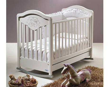 Кроватка детская Baby Italia Gioco Lux, фото 2