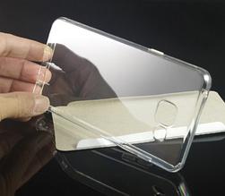 Чехол накладка силиконовый TPU Remax 0.2 мм для Samsung Galaxy A3 A300 прозрачный