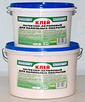 Клей латексно-акриловый для напольных покрытий 7,5 кг КОМПОЗИТ, фото 1