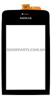 Сенсорный экран (тачскрин) для Nokia 308, 309, 310 Asha high copy