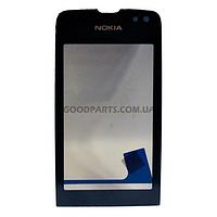 Сенсорный экран (тачскрин) для Nokia 311 Asha (Оригинал)