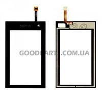 Сенсорный экран (тачскрин) для Nokia 5250 high copy