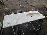 Умывальник  со столешницей (литой умывальник +2700грн./шт. дополнительно), фото 3