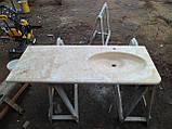Умывальник  со столешницей (литой умывальник +2700грн./шт. дополнительно), фото 4
